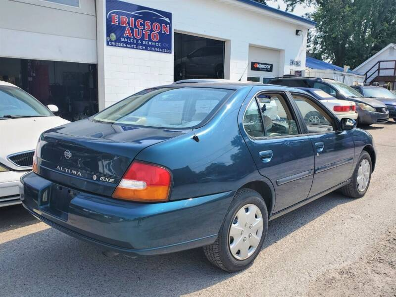 1998 Nissan Altima GXE 4dr Sedan - Ankeny IA
