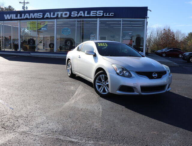 2013 Nissan Altima for sale at Williams Auto Sales, LLC in Cookeville TN