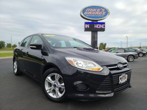 2014 Ford Focus for sale at Monkey Motors in Faribault MN