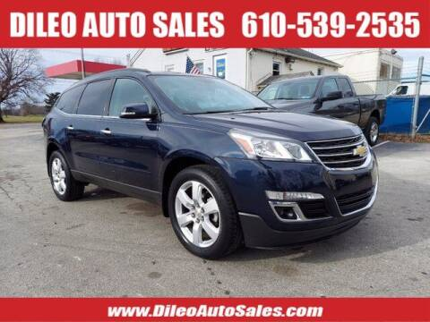 2017 Chevrolet Traverse for sale at Dileo Auto Sales in Norristown PA