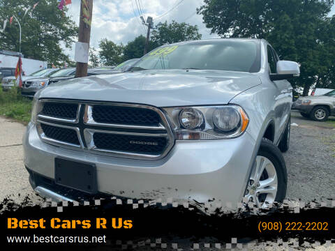 2011 Dodge Durango for sale at Best Cars R Us in Plainfield NJ