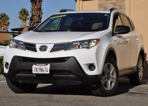 2015 Toyota RAV4 for sale at AMC Auto Sales Inc in San Jose CA