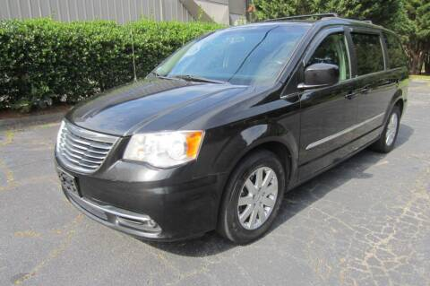 2013 Chrysler Town and Country for sale at Key Auto Center in Marietta GA