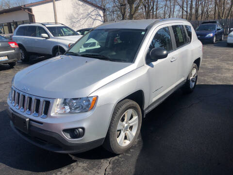 2012 Jeep Compass for sale at Prospect Auto Mart in Peoria IL