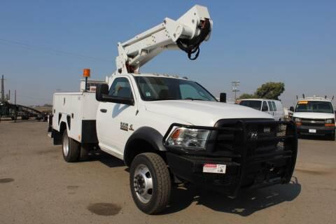 2014 RAM Ram Chassis 5500 for sale at Kingsburg Truck Center in Kingsburg CA