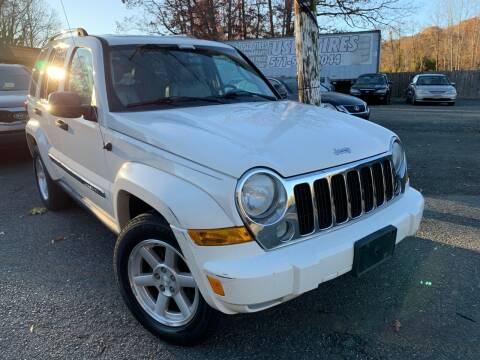 2007 Jeep Liberty for sale at D & M Discount Auto Sales in Stafford VA