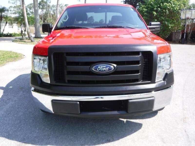 2012 Ford F-150 for sale at Seven Mile Motors, Inc. in Naples FL