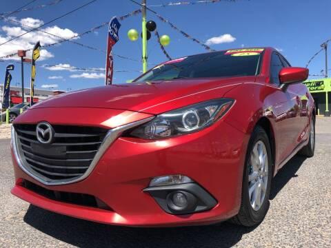 2015 Mazda MAZDA3 for sale at 1st Quality Motors LLC in Gallup NM