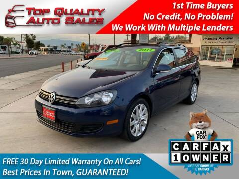 2011 Volkswagen Jetta for sale at Top Quality Auto Sales in Redlands CA