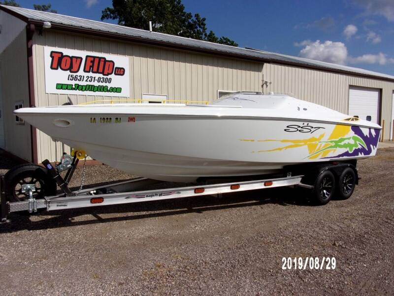 2003 Baja 25 Outlaw SST for sale at Toy Flip LLC in Cascade IA
