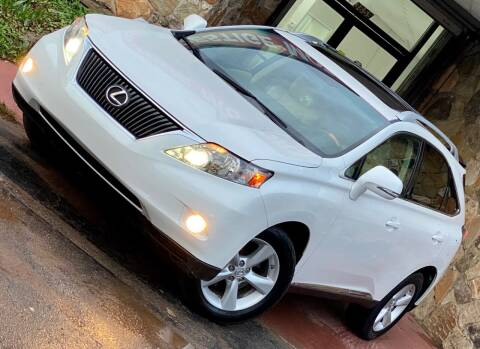 2011 Lexus RX 350 for sale at Atlanta Prestige Motors in Decatur GA