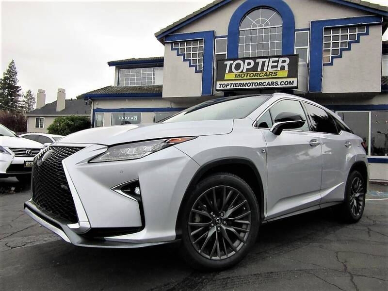 2016 Lexus RX 350 for sale at Top Tier Motorcars in San Jose CA