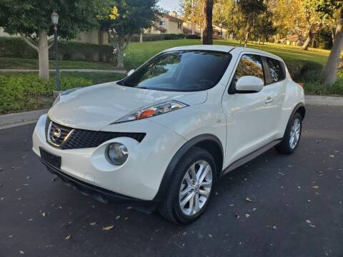 2013 Nissan JUKE for sale at E MOTORCARS in Fullerton CA