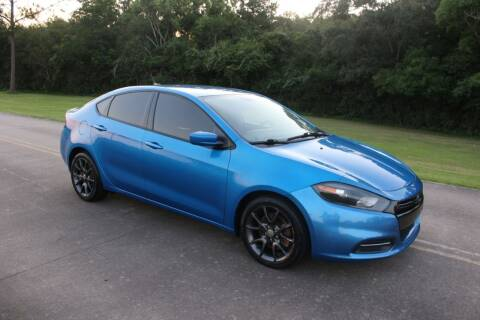 2015 Dodge Dart for sale at Clear Lake Auto World in League City TX