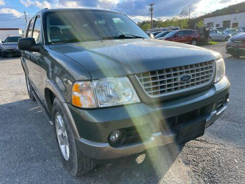 2003 Ford Explorer for sale at Ron Motor Inc. in Wantage NJ