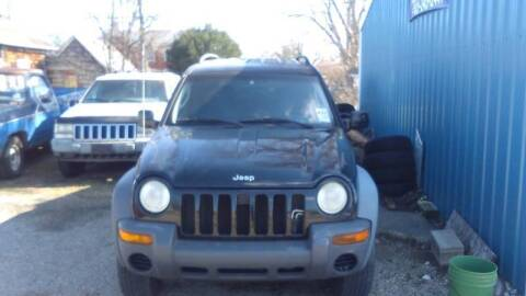 2002 Jeep Liberty for sale at New Start Motors LLC in Montezuma IN