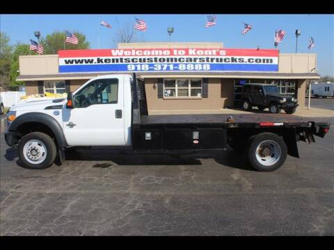 2016 Ford F-550 Super Duty for sale at Kents Custom Cars and Trucks in Collinsville OK