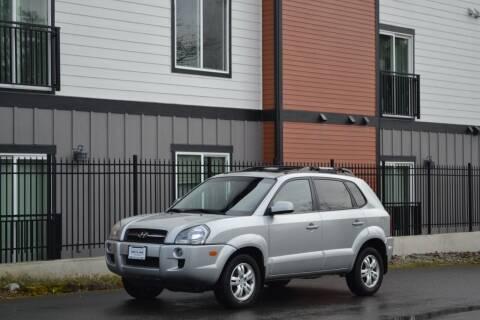 2008 Hyundai Tucson for sale at Skyline Motors Auto Sales in Tacoma WA