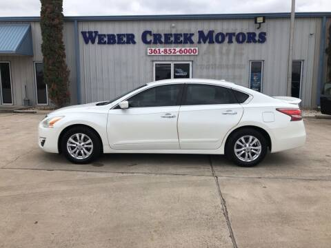 2014 Nissan Altima for sale at Weber Creek Motors in Corpus Christi TX