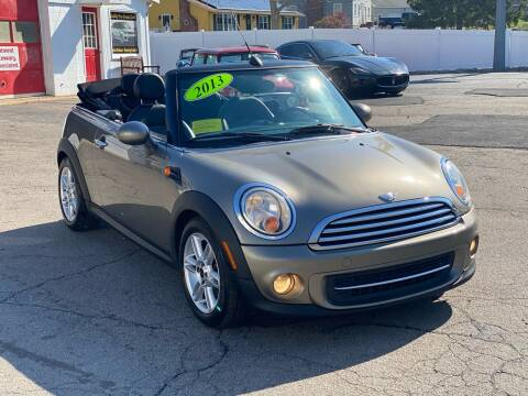 2012 MINI Cooper Convertible for sale at Milford Automall Sales and Service in Bellingham MA