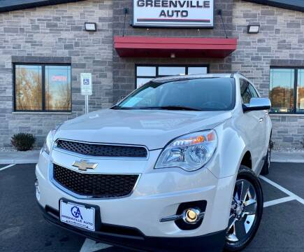 2014 Chevrolet Equinox for sale at GREENVILLE AUTO & RV in Greenville WI