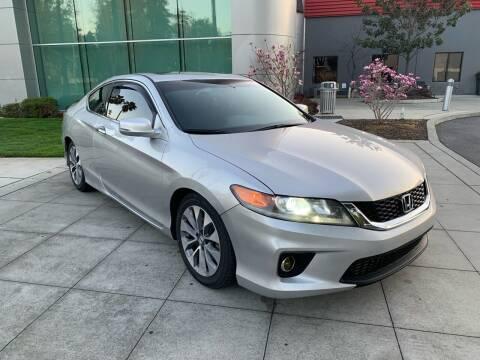 2014 Honda Accord for sale at Top Motors in San Jose CA