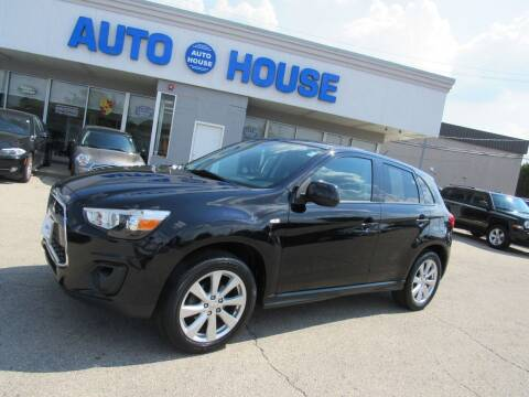 2013 Mitsubishi Outlander Sport for sale at Auto House Motors in Downers Grove IL
