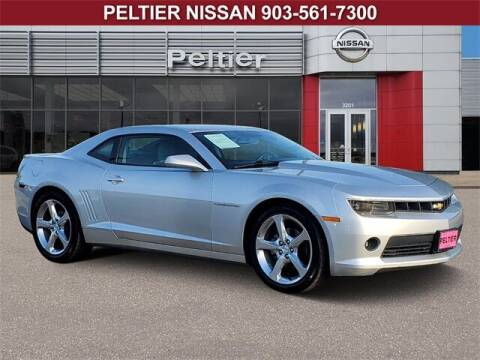2014 Chevrolet Camaro for sale at TEX TYLER Autos Cars Trucks SUV Sales in Tyler TX