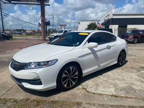 2016 Honda Accord for sale at CAPITOL AUTO SALES LLC in Baton Rouge LA