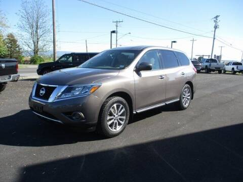 2014 Nissan Pathfinder for sale at FINAL DRIVE AUTO SALES INC in Shippensburg PA