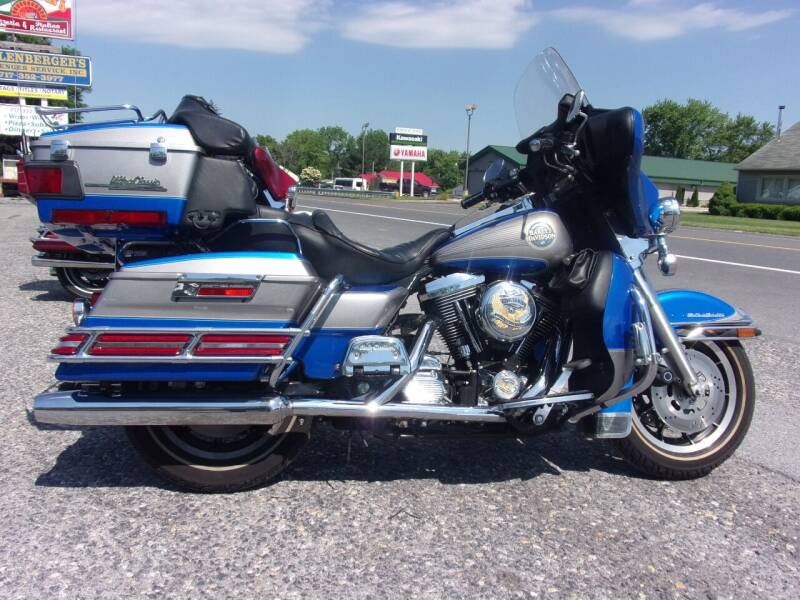 1996 Harley-Davidson Electra Glide for sale at Star Auto Sales in Fayetteville PA