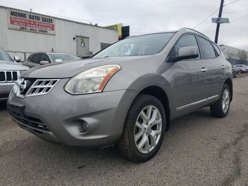 2012 Nissan Rogue for sale at MENNE AUTO SALES in Hasbrouck Heights NJ