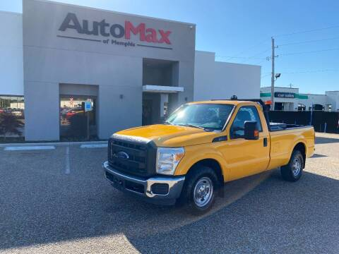 2014 Ford F-250 Super Duty for sale at AutoMax of Memphis - Nate Palmer in Memphis TN