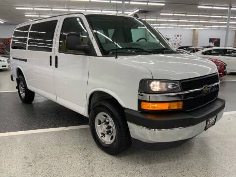 2018 Chevrolet Express Passenger for sale at Dixie Motors in Fairfield OH