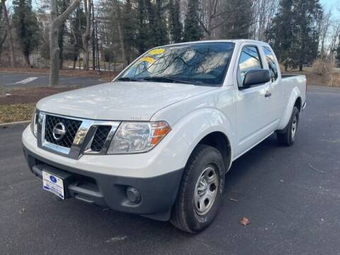 2014 Nissan Frontier for sale at Bowie Motor Co in Bowie MD