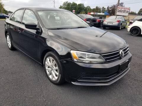 2015 Volkswagen Jetta for sale at Arcia Services LLC in Chittenango NY
