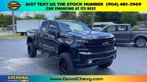 2019 Chevrolet Silverado 1500 for sale at Duval Chevrolet in Starke FL