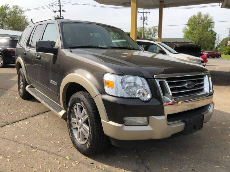 2007 Ford Explorer for sale at King Louis Auto Sales in Louisville KY