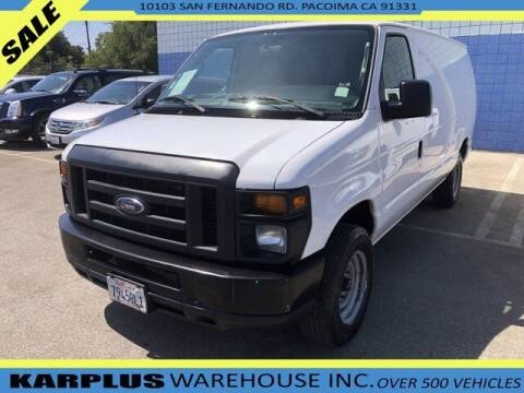 2014 Ford E-Series Cargo for sale at Karplus Warehouse in Pacoima CA