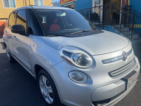 2015 FIAT 500L for sale at CARZ in San Diego CA