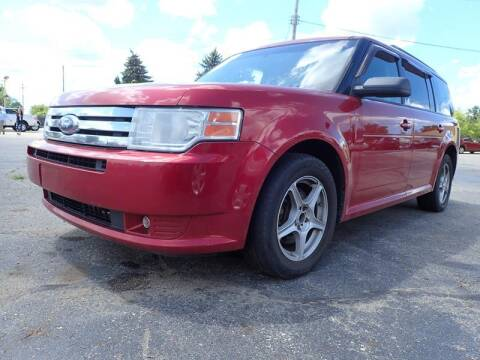 2009 Ford Flex for sale at RPM AUTO SALES in Lansing MI