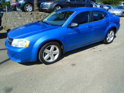 2008 Dodge Avenger for sale at Carsmart in Seattle WA