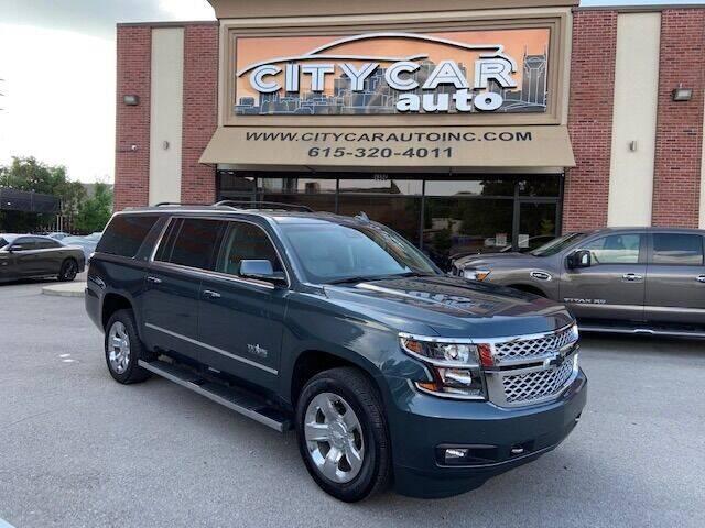 2019 Chevrolet Suburban for sale at CITY CAR AUTO INC in Nashville TN