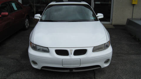 1997 Pontiac Grand Prix for sale at SHIRN'S in Williamsport PA