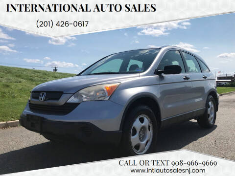 2008 Honda CR-V for sale at International Auto Sales in Hasbrouck Heights NJ