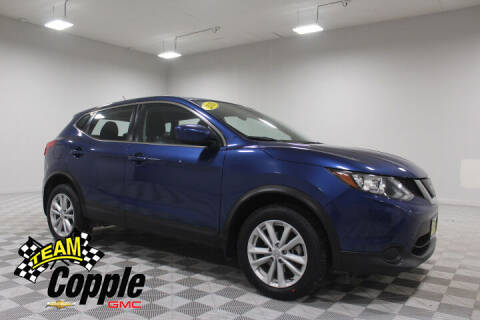 2018 Nissan Rogue Sport for sale at Copple Chevrolet GMC Inc in Louisville NE