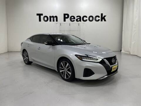 2019 Nissan Maxima for sale at Tom Peacock Nissan (i45used.com) in Houston TX