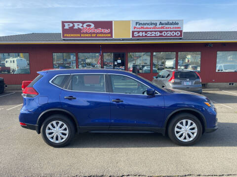 2017 Nissan Rogue for sale at Pro Motors in Roseburg OR