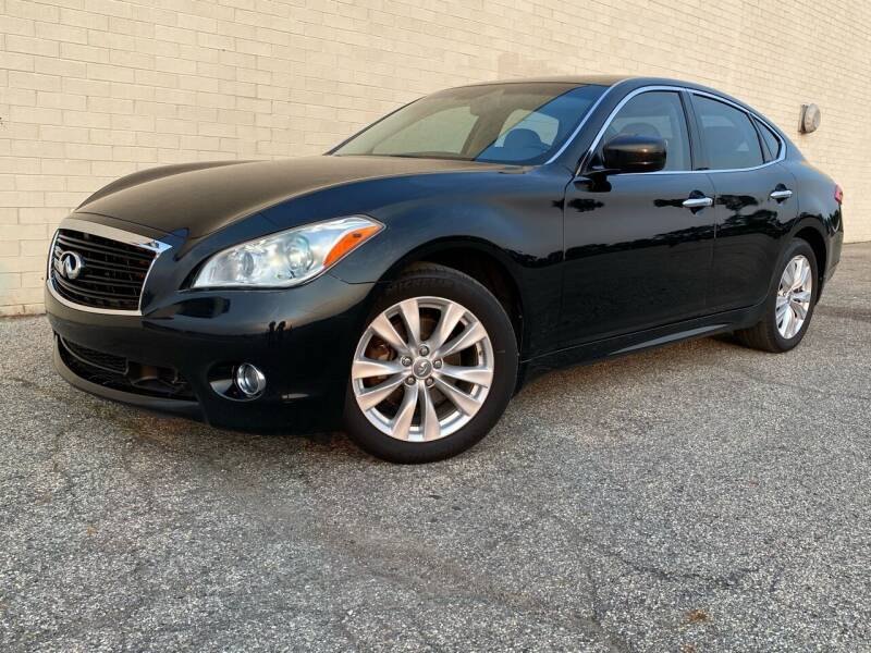 2011 Infiniti M56 for sale at Samuel's Auto Sales in Indianapolis IN