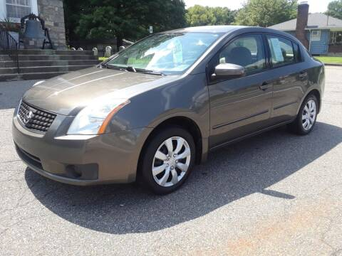 2007 Nissan Sentra for sale at GREAT MEADOWS AUTO SALES in Great Meadows NJ
